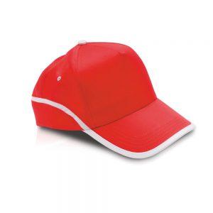 ורונה – כובע מצחיה 5 פאנל 100% כותנה סגר סקוץ'