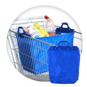 סופרסל – סל קניות מתקפל