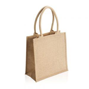 פאייבר – תיק בד עשוי דיוט עם ידיות קשיחות