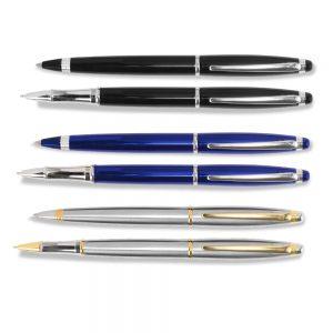 ENIGMA – עט יוקרה כדורי עשוי מתכת