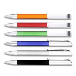 רוזמרין – עט כדורי עם שילובי מתכת