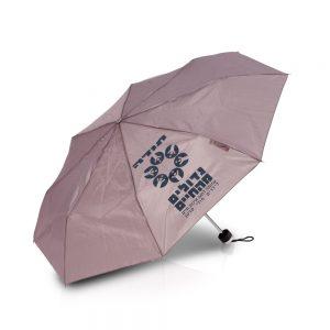 מיוסיקל – מטריה מתקפלת ל-3 חלקים 21 אינץ'