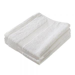 """שובל לבן- מגבת גוף 420 גרם 100% כותנה 130X70 ס""""מ"""
