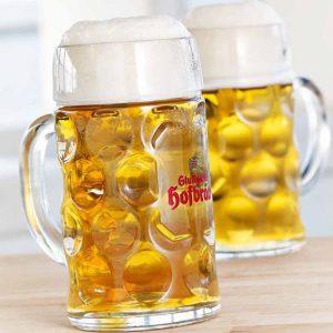 דובל – כוס זכוכית לבירה , 0.5