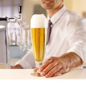מטאור – כוס זכוכית לבירה ,0.3