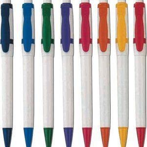 הולי – עט כדורי,גוף לבן, מילוי