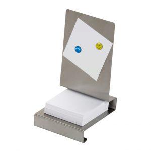 אלפא- מעמד שולחני ממתכת ניירות