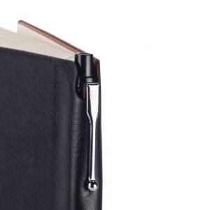בוקל – מברת A5 ציפויPU דפי שור