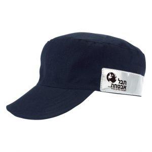 פוליס – כובע מצחיה, 100% כותנה