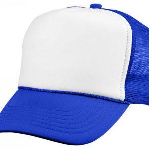 טרקר- כובע רשת, 5 חלקים, חזית