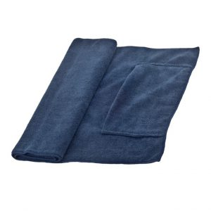 ברק – מגבת ספורט עם כיס, סגירת