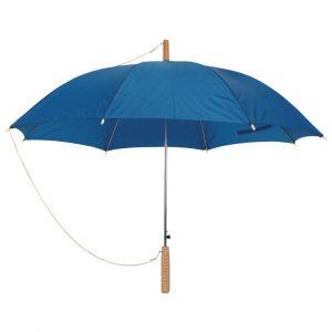 פרומו – מטריה עם מוט ברזל, ידי