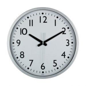 סנסקריט – שעון קיר גדול,  מסגר
