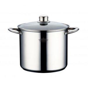 סיר עמוק ואיכותי לבישול בריאותי עם יותר טעמים PH-15825-26 12L PETERHOF.
