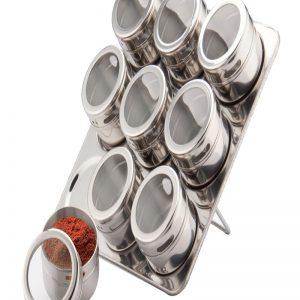 סט בעיצוב יוקרתי לאחסון תבלינים במראה אקסלוסיבי PH-12786 PETERHOF.