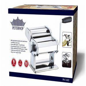 מכשיר מקצועי להכנת פסטה ביתית PH-1602 PETERHOF.