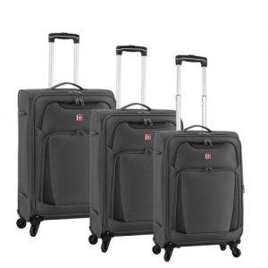 סט מזוודות דגם TRAVEL