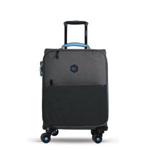 """מזוודה קטנה 20"""" אפור AEROLITE"""