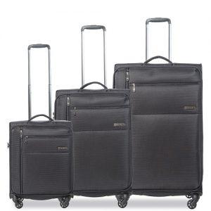 סט מזוודות רכות דגם NANO