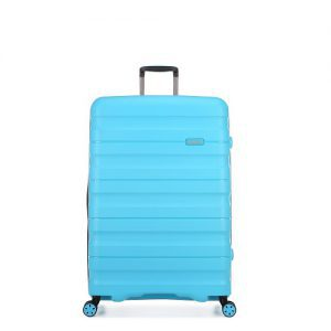 """מזוודה גדולה 29"""" בצבע טורקיז  JUNO2"""