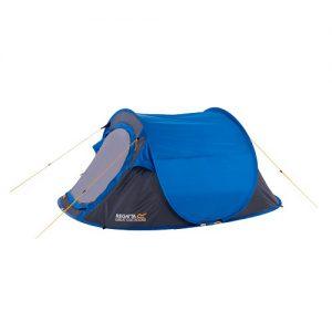 אוהל זוגי דגם MALAWI בצבע כחול
