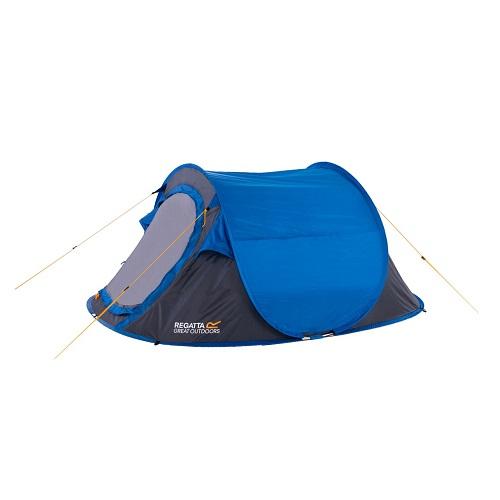 אוהל זוגי דגם MALAWI בצבע כחול | מתנות לקיץ | קמפינג | Nicklas | שירות איכותי | קמפינג | טיולים | מוצרים לים | מתנות לעובדים