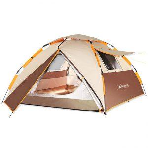 אוהל מודולרי – otentik