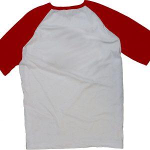 חולצת בייסבול קצרה – אמריקאית
