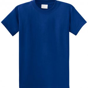 חולצת טריקו – כחול רויאל